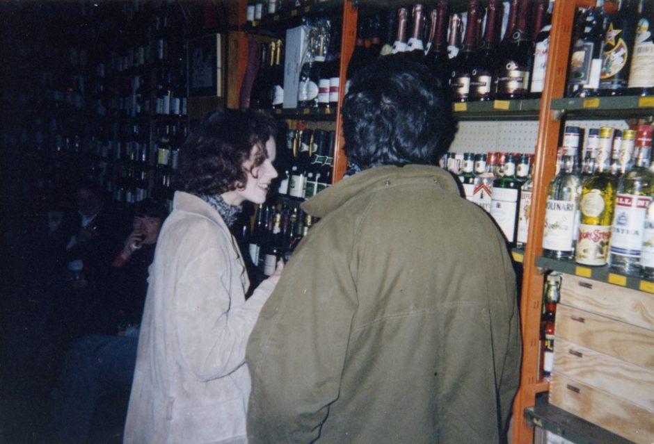 Cesare Pietroiusti, In che cosa posso esserti utile - Galleria Primo Piano, Roma, ottobre-dicembre 1994 .