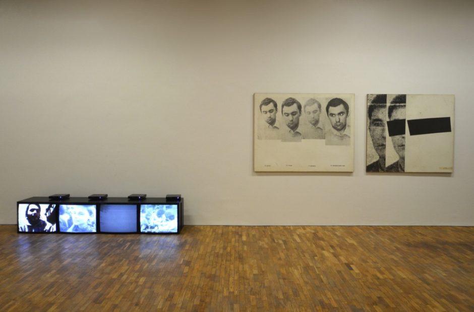 Alberto Grifi e Laboratorio di comunicazione militante, L'Inarchiviabile, foto Martina Elena Badalamenti.