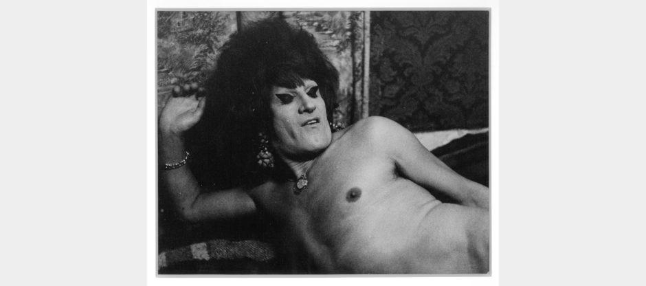 Lisetta Carmi, I travestiti, 1965-71, fotografia. Collezione privata