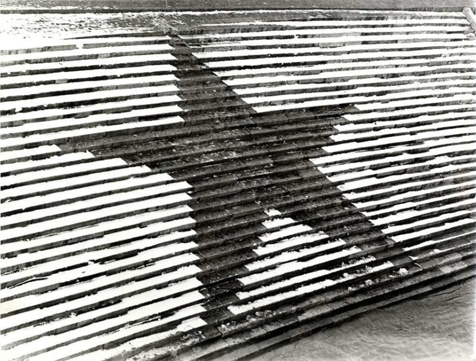 Attalai Gábor, Negative Star, 1970, Marinko Sudac Collection.