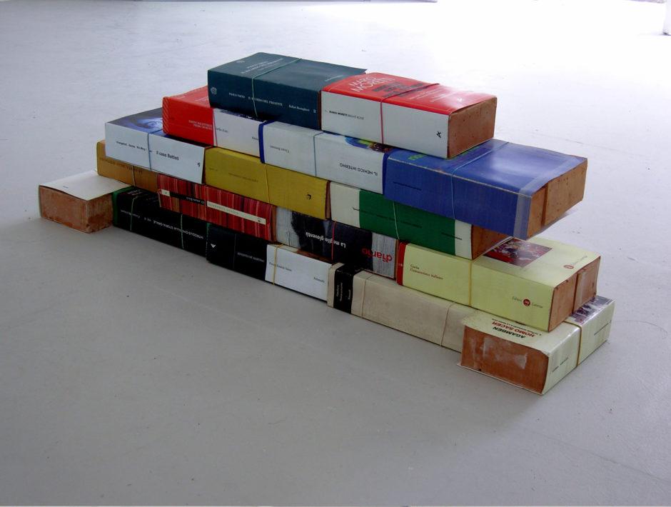 Claire Fontaine, Brickbats (Taccuini di Guerra Incivile) 2007
