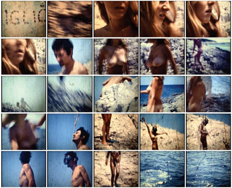 OHO Group (Marijan Ciglic), OU, 1969 - 1970, 8 mm film, colour, sound, 3'25'', Marinko Sudac Collection (1000x809)