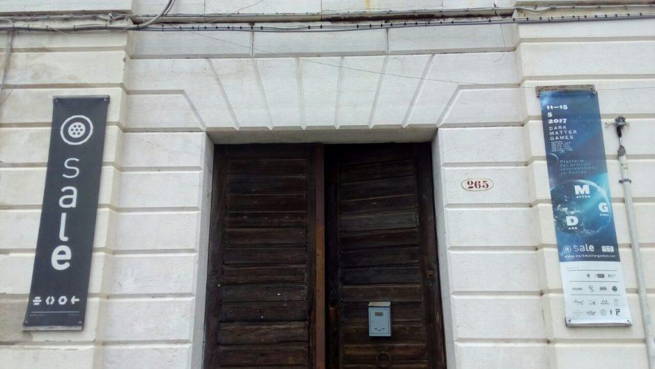 Sale Docks porta