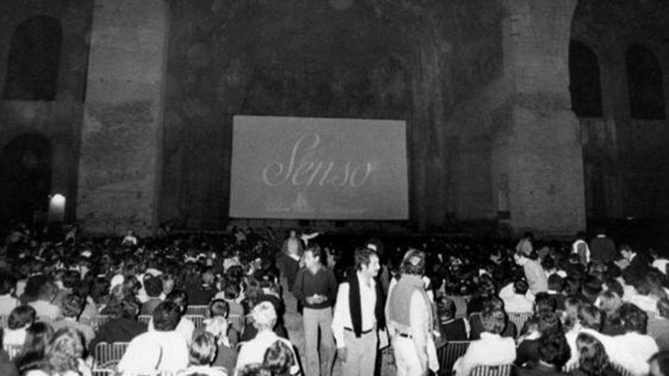 Basilica di Massenzio, 25 agosto 1977