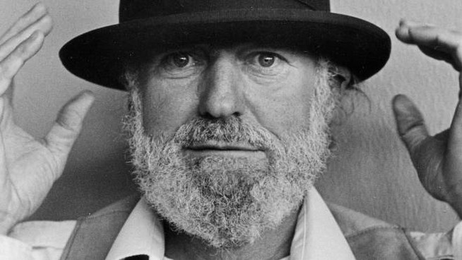 Lawrence Ferlinghetti (1919-2021).